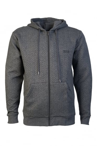 BOSS Sweatshirt Jumper JACKET HOODED 50326749