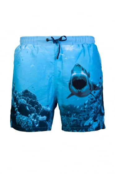 BOSS Swimming Shorts model