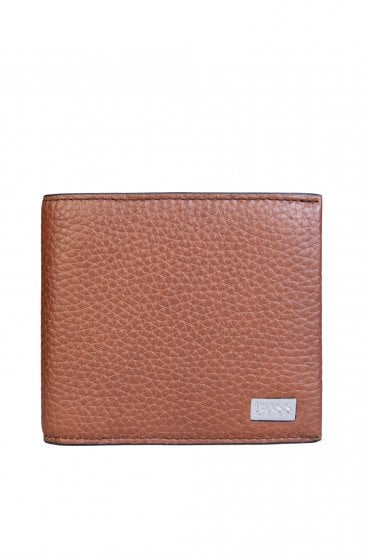 ea7f03e0153 BOSS Wallet Bifold with 4 Card Slots and Coin Pocket model