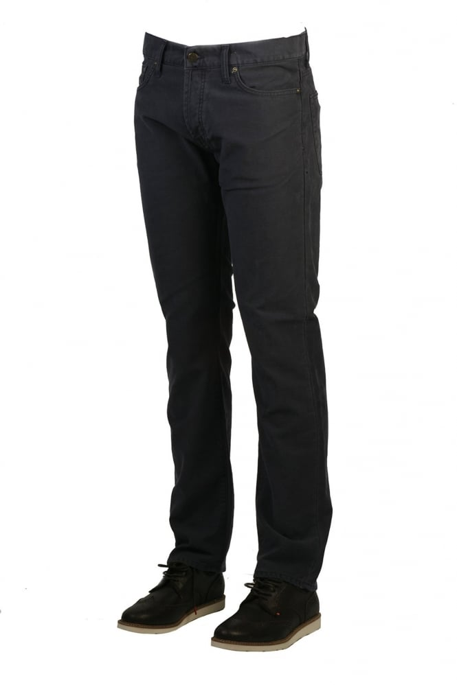 Slim Fit Jeans in Navy Blue I013442-7706