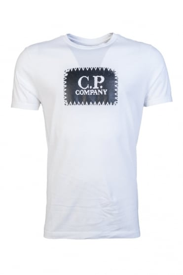 CP Company T-Shirt CMTS069 A003568 100