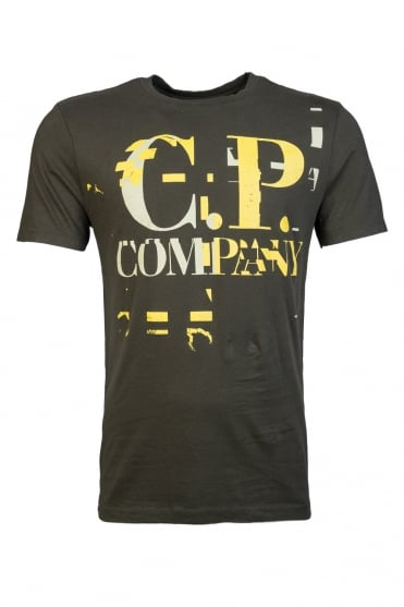 CP Company T-Shirt CMTS176 A003568 382