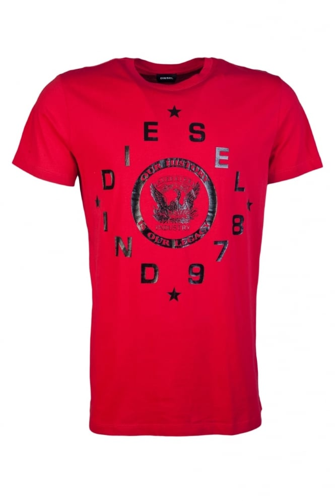 T-shirt T-DIEGO-HE