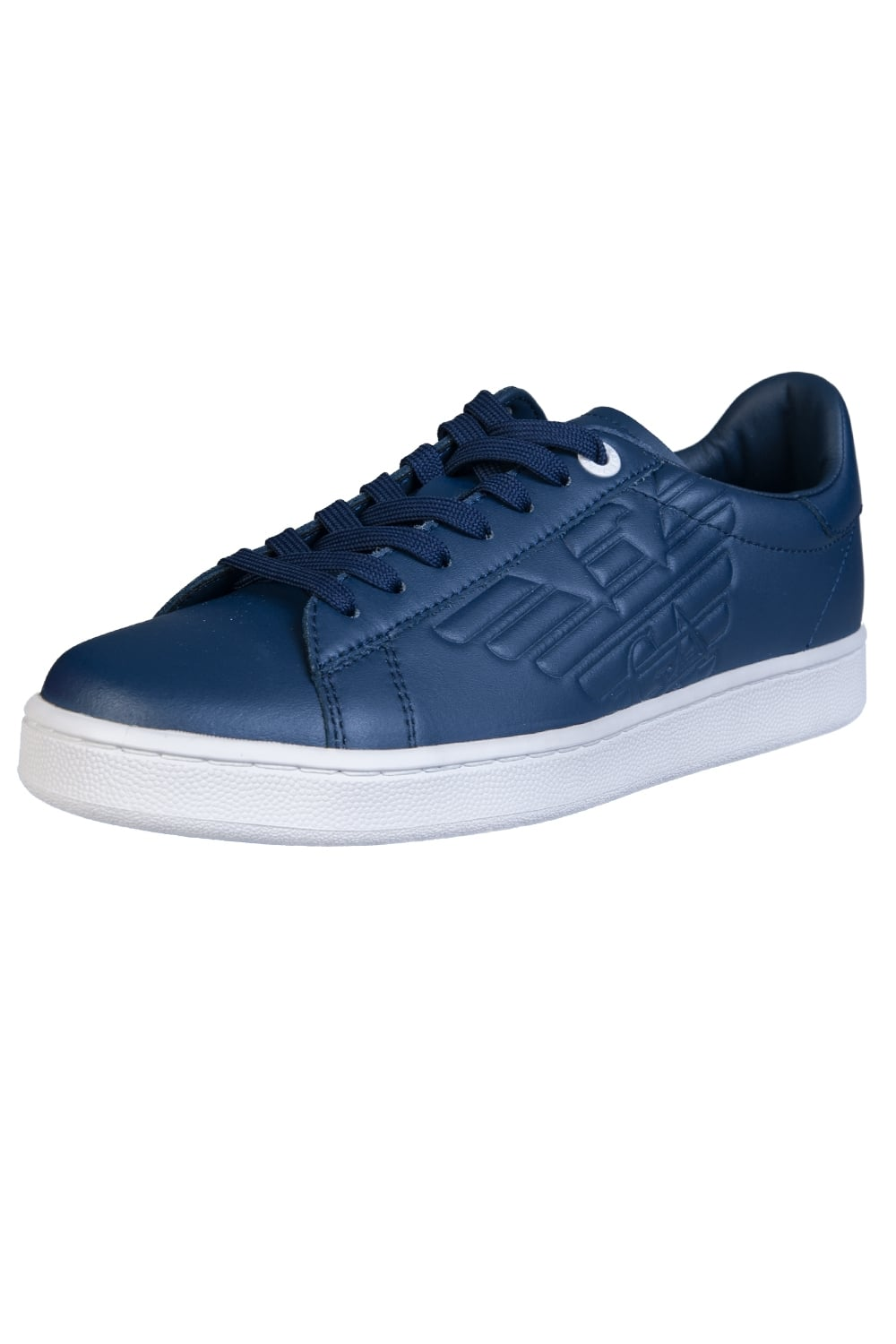 cc98d725737 EA7 Emporio Armani Trainers 248028 CC299 - Footwear from Sage Clothing UK