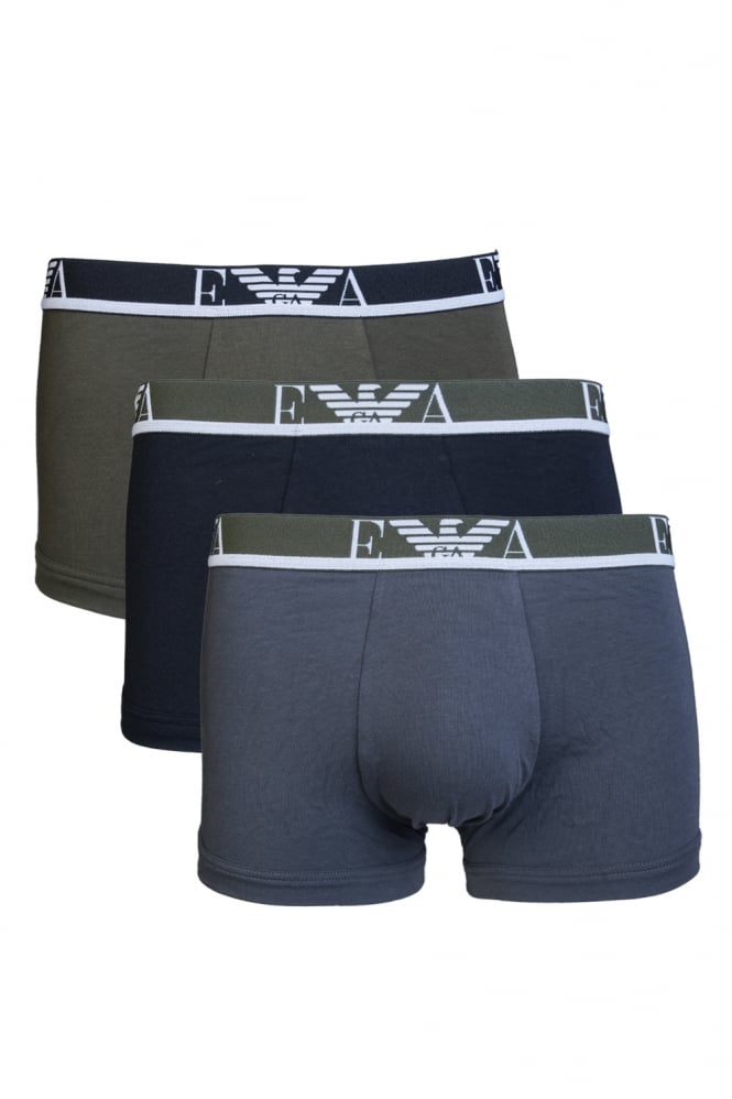 Boxer Shorts 3 Pack 111357 7A715