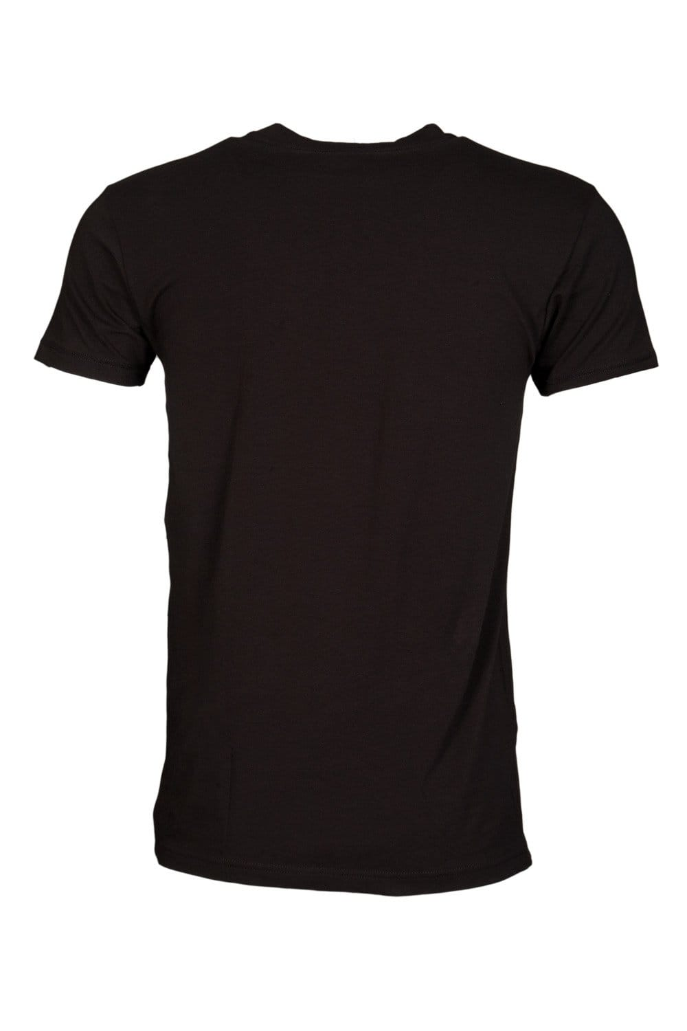 emporio armani underwear round neck tee t shirt in black. Black Bedroom Furniture Sets. Home Design Ideas
