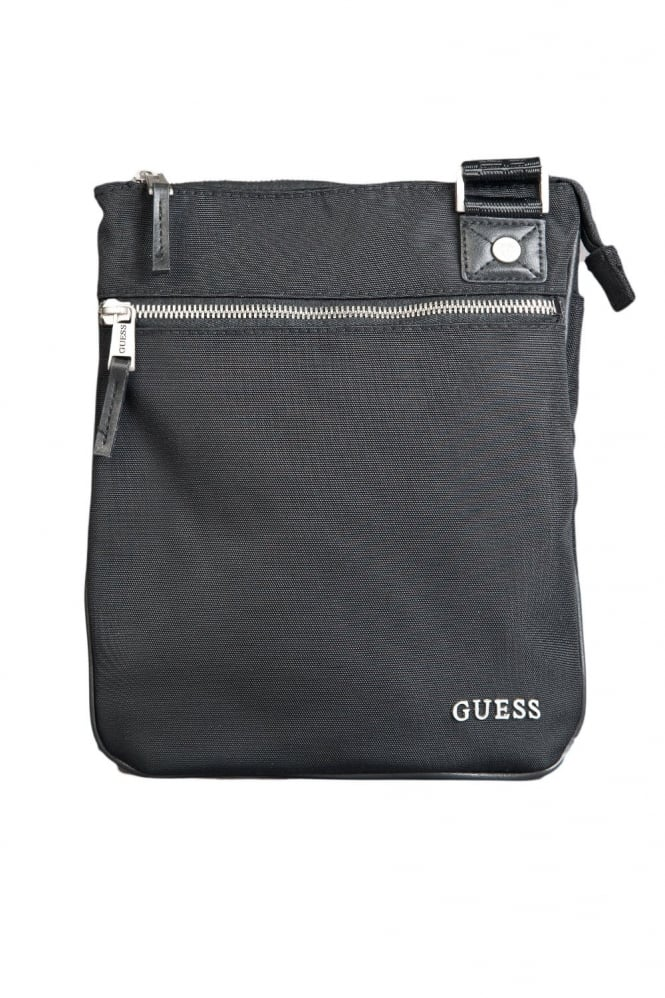 Guess Messenger Shoulder Bag HM2521NYL54 BLA
