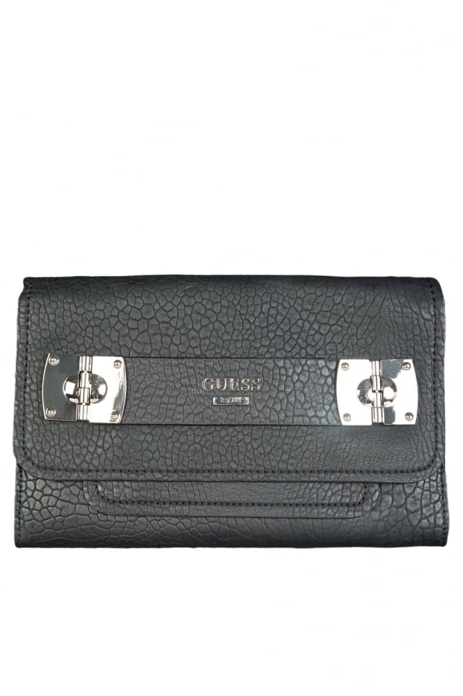 Stylish Cross Body Bag in Black HWVG5067270
