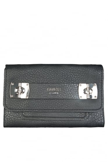 Guess Stylish Cross Body Bag in Black HWVG5067270