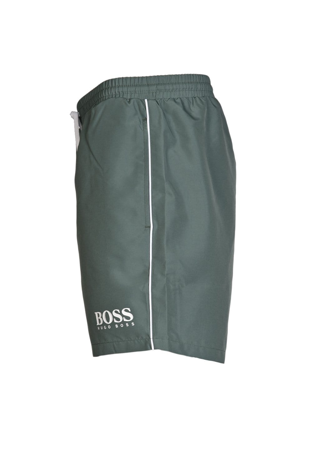 0c5fb3736c HUGO BOSS BLACK Designer Swimming Shorts in Pink Blue and range of colours STARFISH  50269488