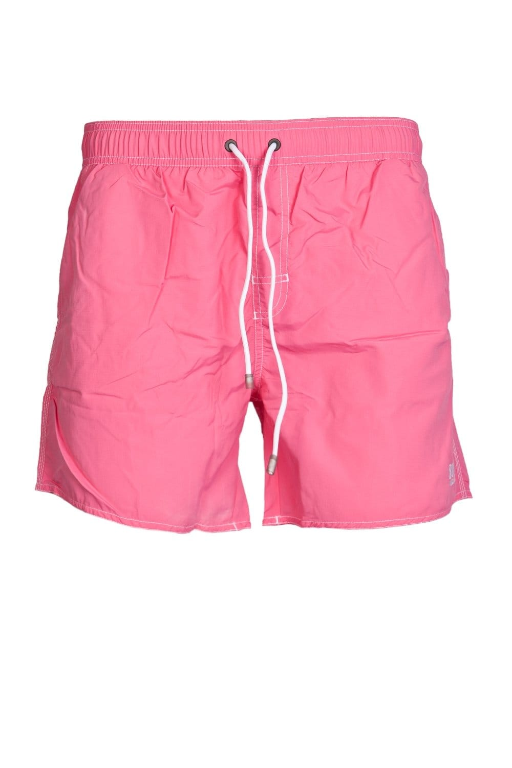 83b1402bd3753 HUGO BOSS BLACK Quick-dry Swimming Shorts in Yellow Orange and range of  colours LOBSTER