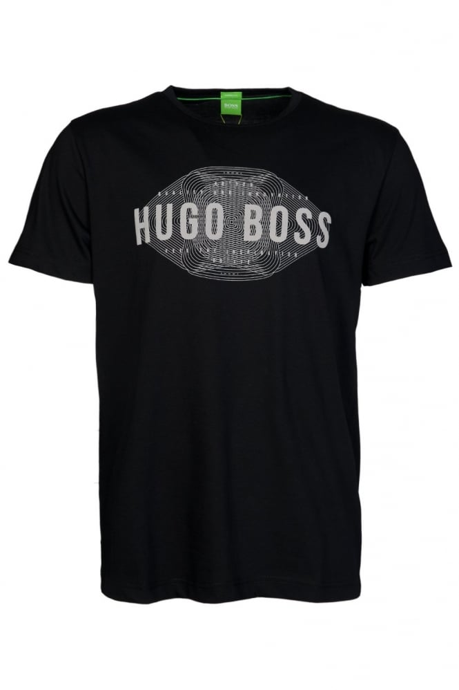 HUGO BOSS Crew Neck T-Shirt TEE 1 50294214