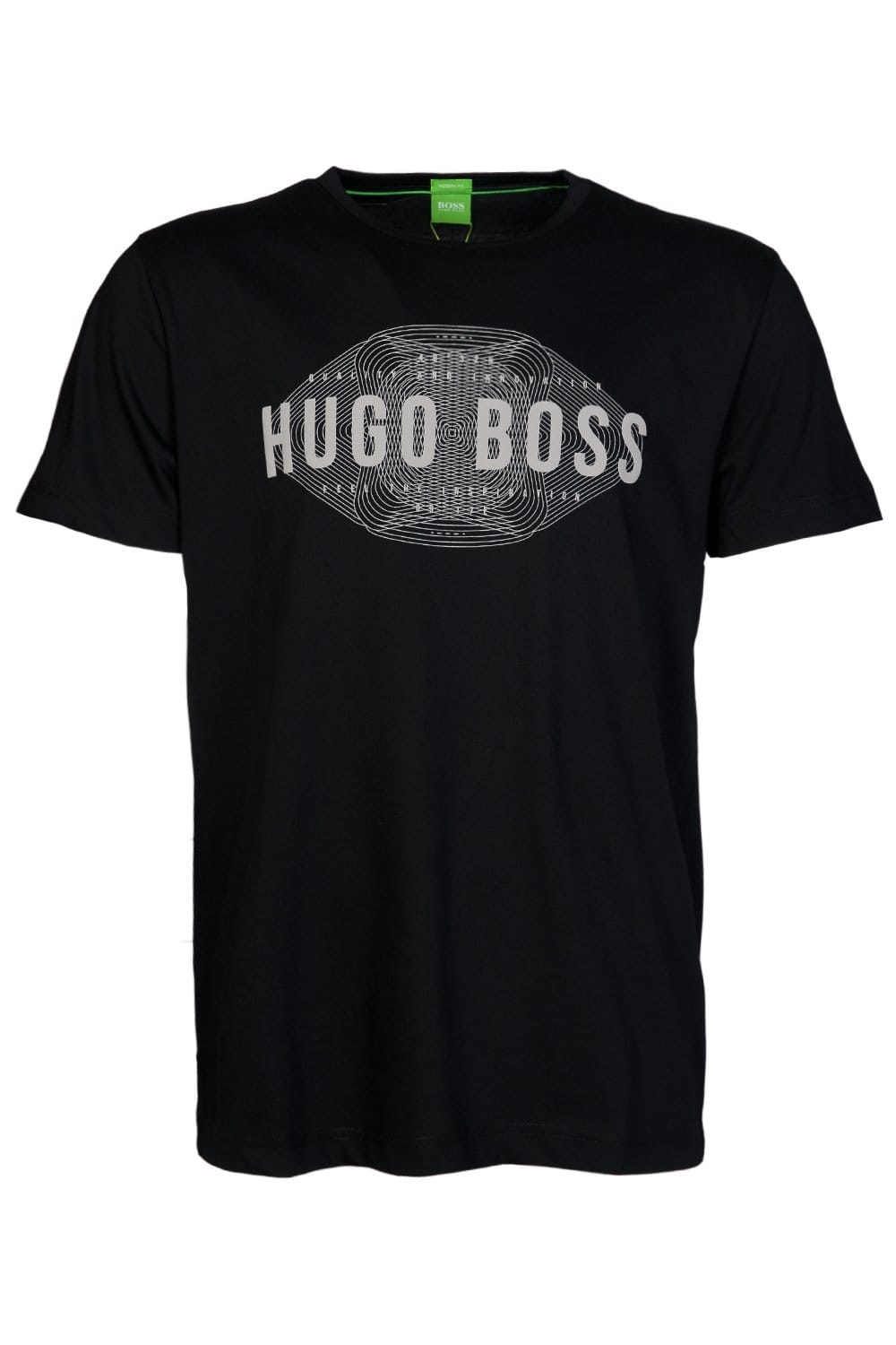 Hugo boss crew neck t shirt tee 1 50294214 hugo boss for Hugo boss t shirts online