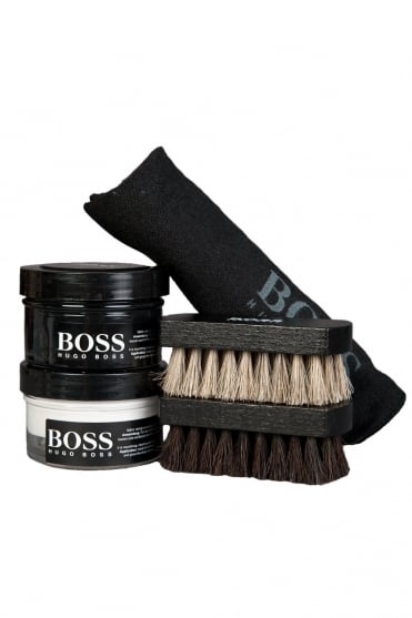 HUGO BOSS GIVEAWAY Shoe Polish Set 70005504-0005868900