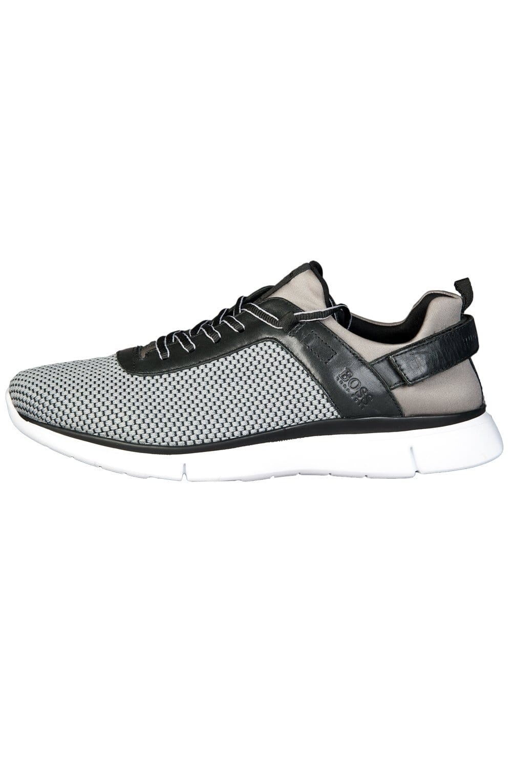hugo boss green designer sneakers in black and grey gym twist 50286019 boss green from sage. Black Bedroom Furniture Sets. Home Design Ideas