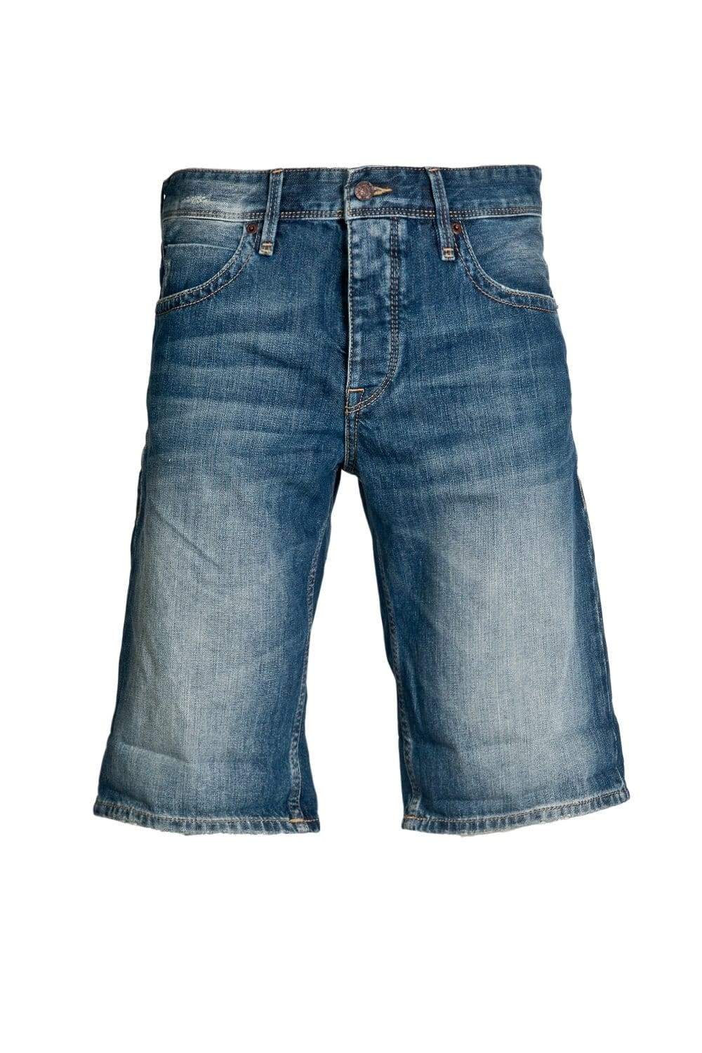 hugo boss jean shorts