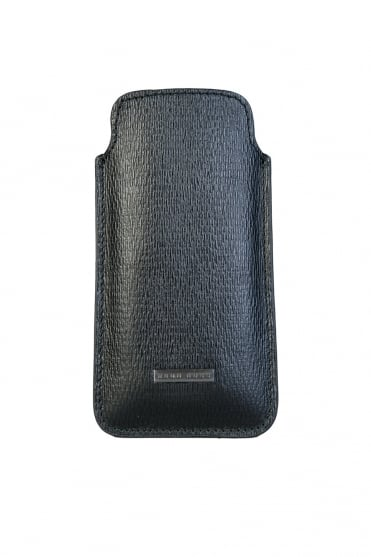 Hugo Boss Phone Case in Black WODANO 50255757