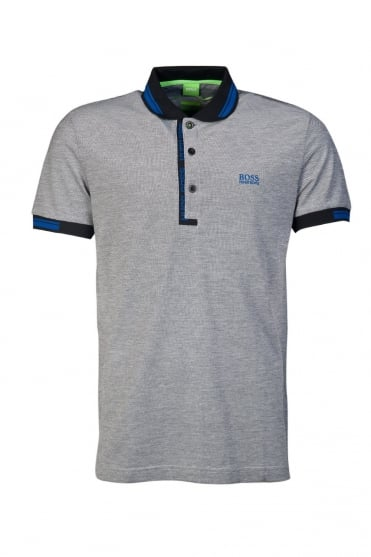 HUGO BOSS Plain Polo T-shirt PAULE 4 50272969