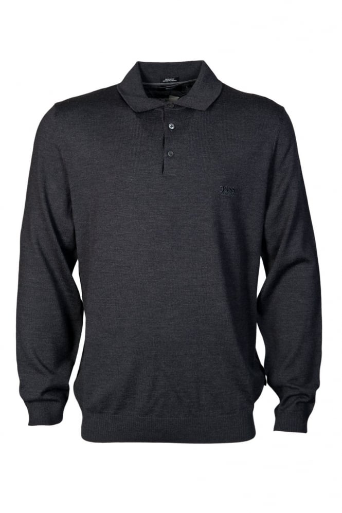 HUGO BOSS Polo Knitwear BANET-E 50298478