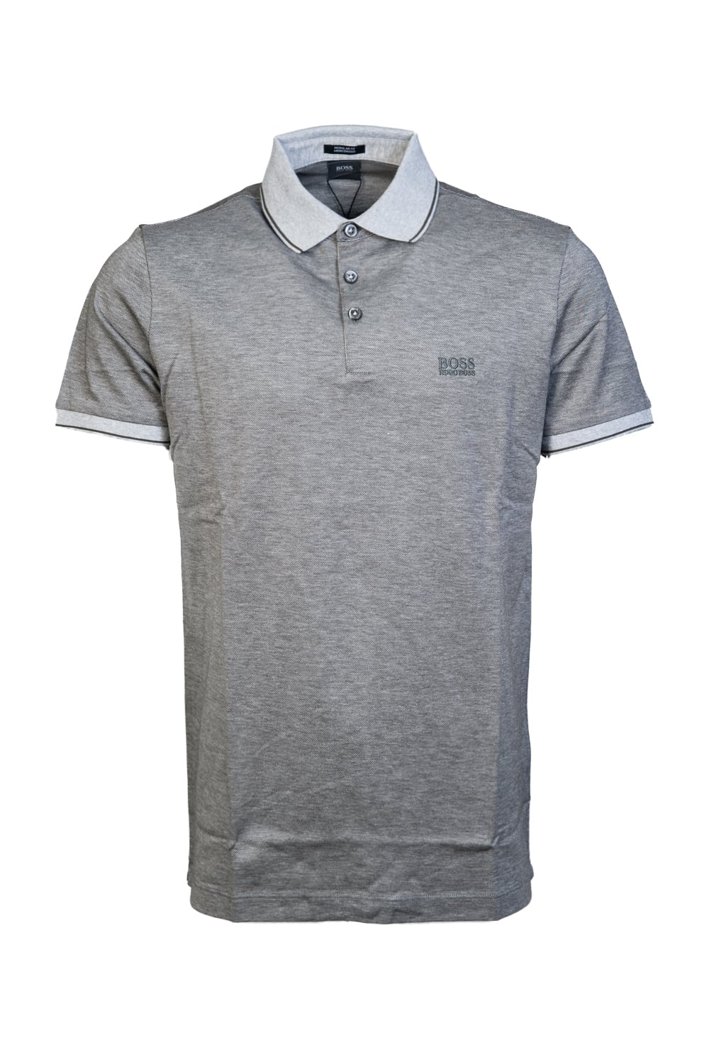 Hugo boss polo t shirt clothing from sage clothing uk for Boss t shirt sale
