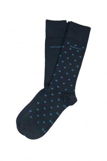 HUGO BOSS Socks TWO PACK RS 50297483
