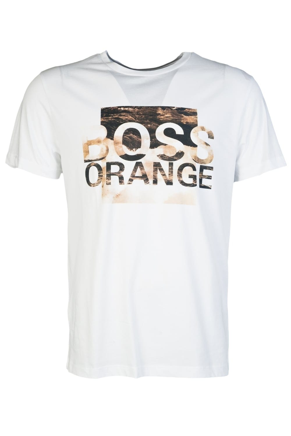 hugo boss t shirt terko 1 50315483 hugo boss orange from. Black Bedroom Furniture Sets. Home Design Ideas