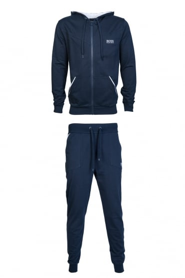 Hugo Boss:tracksuit JACKET HOODED 5036980/LONG PANT 50369885