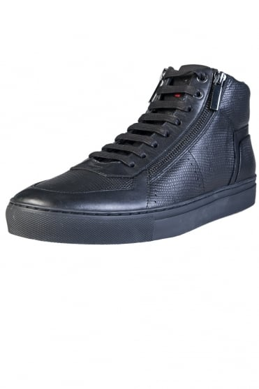 HUGO by Hugo Boss High Top Trainer Boots FUTURISM HITO EXO 50330443