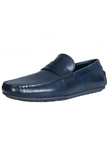 HUGO by Hugo Boss Loafer Shoes DANDY-MOCC-PLPR 50327228