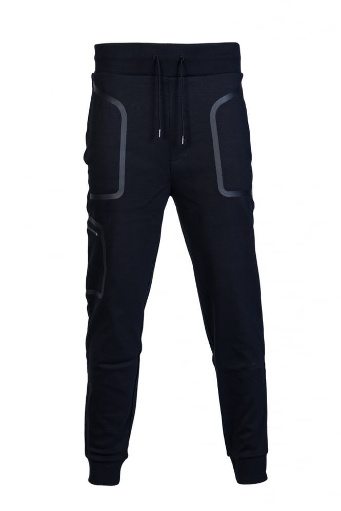 Tracksuit Bottoms model