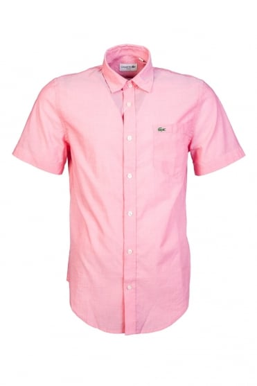 Lacoste Short Sleeve Shirt CH3943 FMT