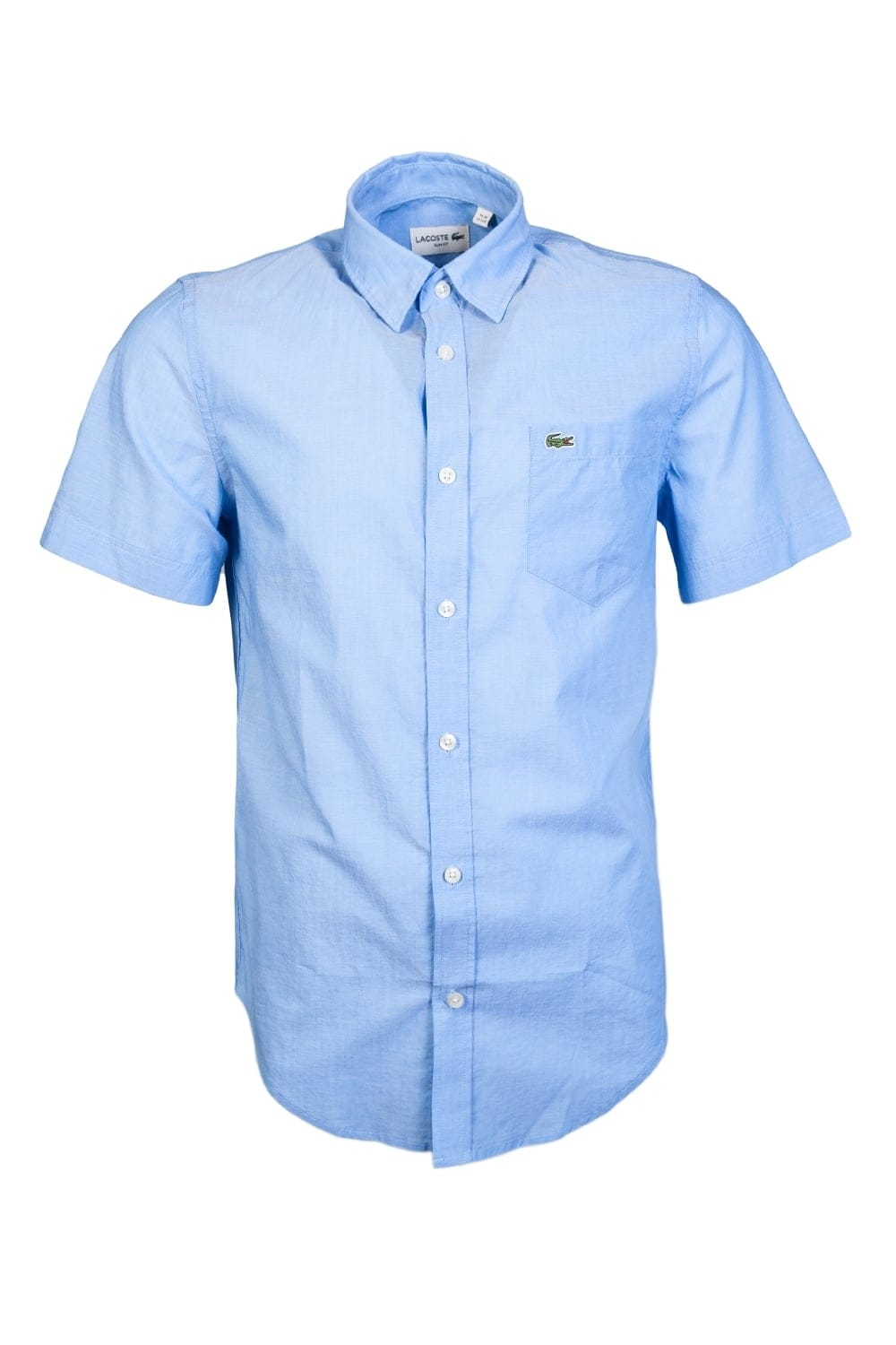 Lacoste short sleeve shirt ch3943 w05 clothing from sage for Short sleeve lacoste shirt