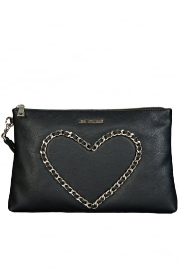 Moschino Clutch Bag JC4051PP10LD0 000