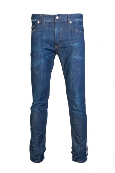 Moschino Denim Jeans Slim Fit MQ42187S2194 247W