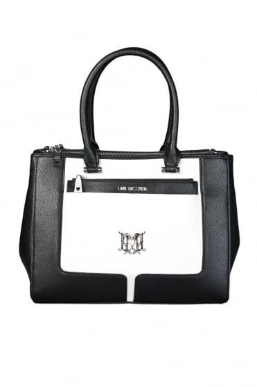 Moschino Ladies Elegant Designer Bag in Black JC4252PP0K-000
