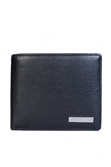 Moschino Wallet Bifold 12 Card Holder Slots JD5701PP14FD