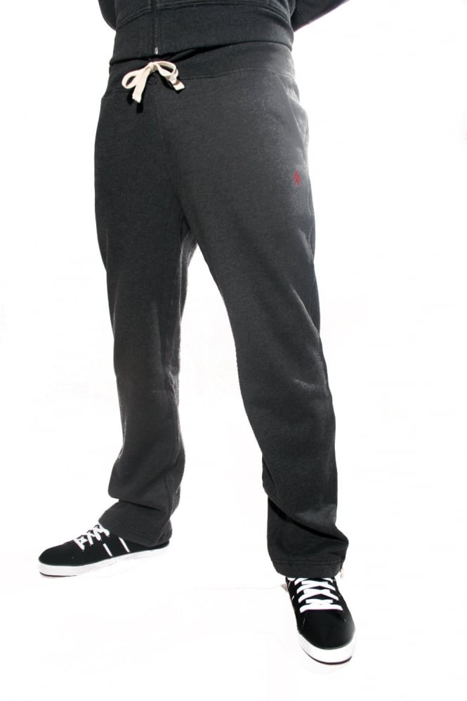 POLO Ralph Lauren Jogging Track Bottoms in Charcoal A14P5541B1584-A0129