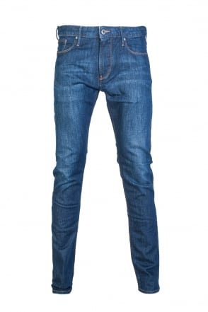 Arman Jeans J06 Denim Jeans Slim Fit 8N6J066D0LZ