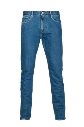 Armani Jeans J06 Denim Jeans Slim Fit B6 J83 8J