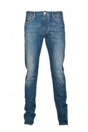Armani Jeans J06 Slim Fit Denim Jeans 06J73 2U