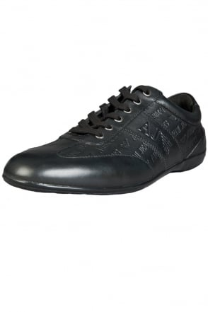 Armani Jeans Logo Trainers 0653412