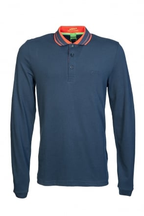 BOSS GREEN Polo Top Slim Fit PLEESY 50297341
