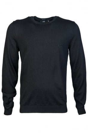 BOSS  HUGO BLACK Knitwear Jumper BAGRITTE B 50321387