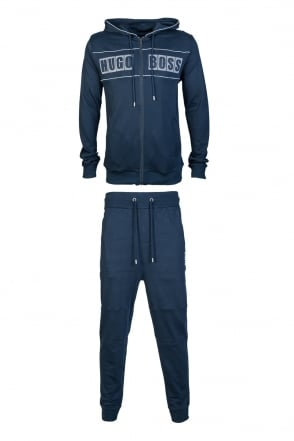 BOSS  HUGO BOSS Tracksuit JACKET HOODED 50321986 / LONGPANT 5031823