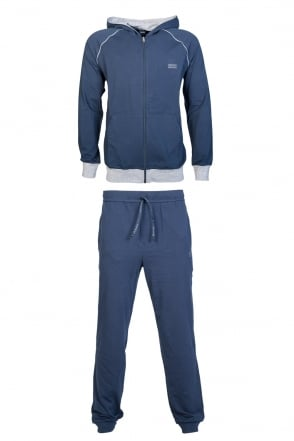 BOSS  HUGO BOSS Tracksuit JACKET HOODED 50330947 / LONG PANT 50321823