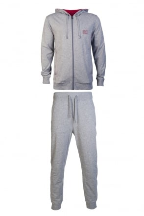 BOSS Tracksuit JACKET HOODED 50326747/LONG PANT 50326808