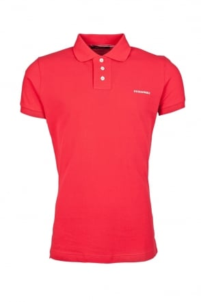 Dsquared Polo T-shirt ISM10580 400