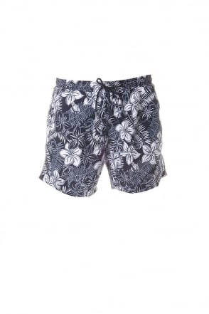 HUGO BOSS BLACK Swimming Shorts in Blue PIRANHA BM 50220845-411