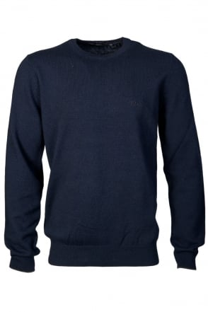 HUGO BOSS Crew Neck Knitwear BEEGLE-E 50299013
