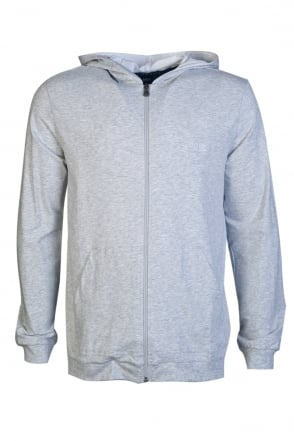 HUGO BOSS Sweatshirt JACKET HOODED 50297316